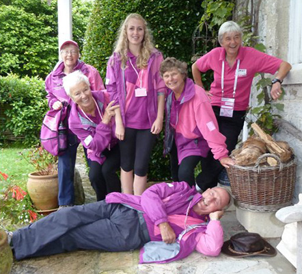 Upwey Olympic Volunteers